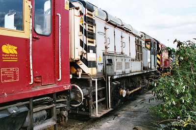 08582 in Doncaster Carr Yard.
