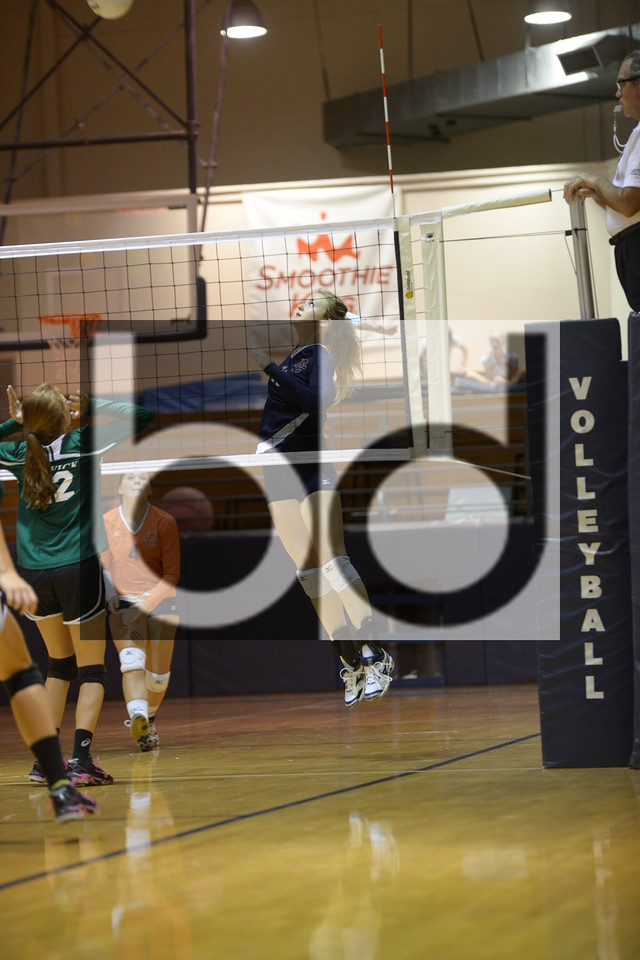 BCS vs Keswick Volleyball (varsity)
