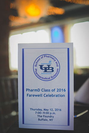 Class of 2016 Farewell Celebration