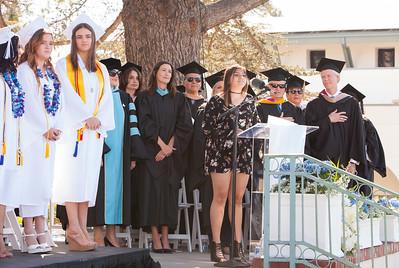 Class of 2018 Graduation - M. Jacobs