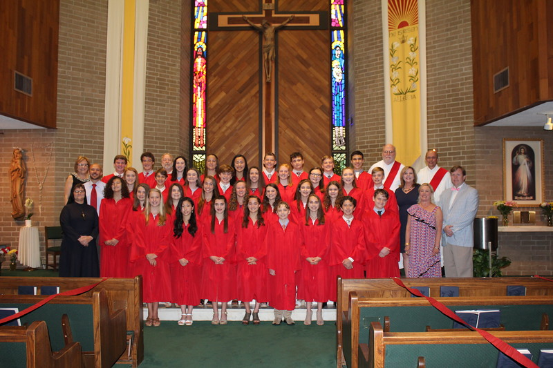 St. Jude School Class of 2018