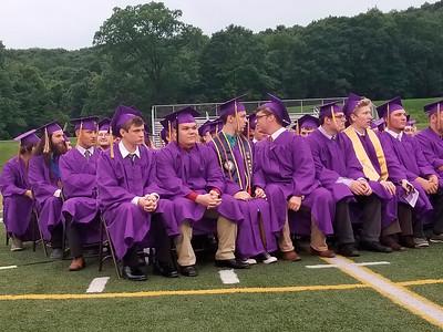 Karns City graduates