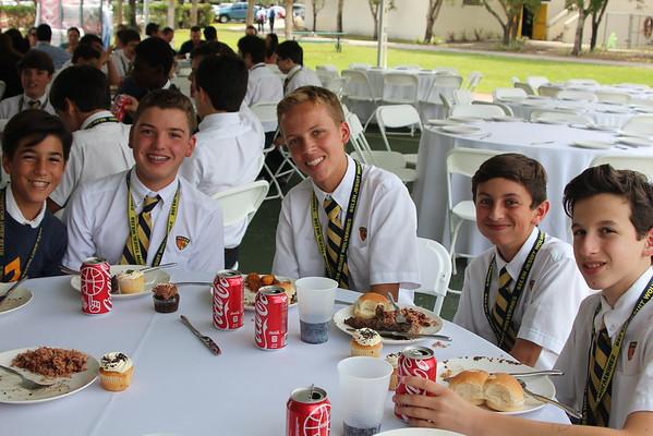 Class of 2020 - Churrasco Lunch