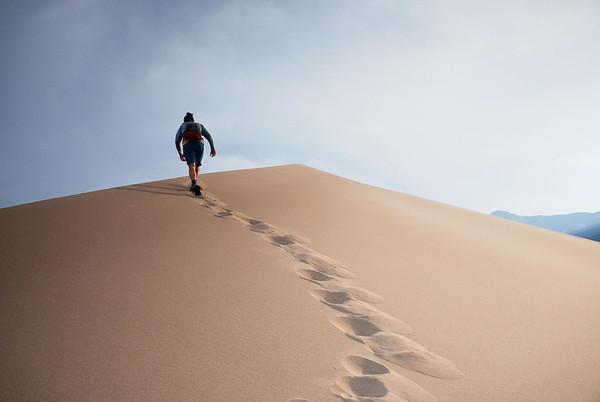 Atmosphere Biosphere Interactions Field Trip (Sand Dunes)