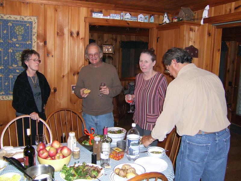 Pattie, Jeff, Heather, Webster