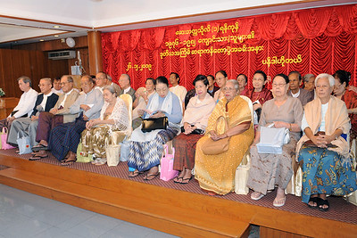 2009 Reunion morning session Panda Hotel Dec 26