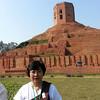 Chaukhandi pagoda<br /> photo credit: moe mya mya