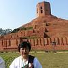 Chaukhandi pagoda
