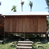 Ahpyaung Rural Health Subcenter (side view)<br /> photo credit: Tin Mg Chit