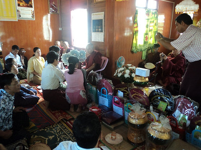 Kahtien Ah Hlu of Aye Aye Than & Aung Htay