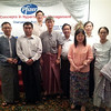 82ers at a Pfizer seminar, Sedona Yangon july 28 2013<br /> hosted by soe than (senior regional medical director, Pfizer, Asia)<br /> photo credit: soe than