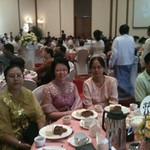 khin mar cho's son wedding<br /> photo credit: myint myint khaing