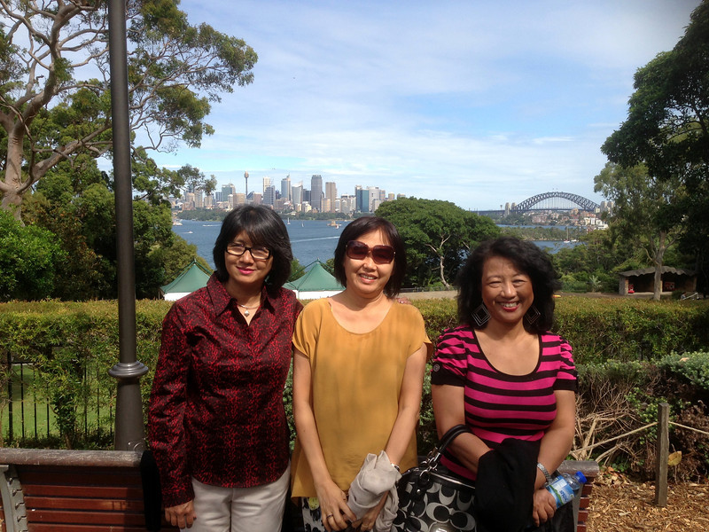"""the 82er power girls"" sydney, australia<br /> photo credit: michael lee"