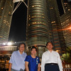 kyaw zin thant in Malaysia<br /> twin towers, kuala lumpur 3/31/2014<br /> photo credit: silay khaing