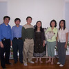 Tun Hla, Mg Mg(Shwe Twa), Mg Mg(Dominic), Mie Mie, San San Myint(holding Nemo) & Hla Hla Khine<br /> San Jose, California May 7, 2007<br /> photo credit: Tun Hla
