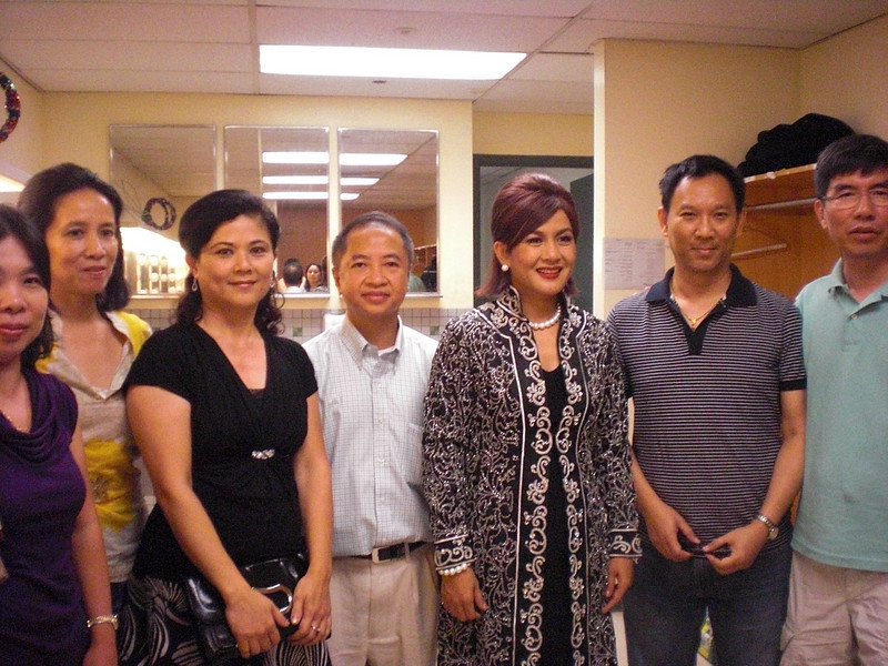 82ers with htun aeindra bo July 2009 NYC<br /> photo credit: wah thi