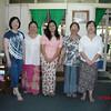 Khin Soe Soe Hlaing's family, Yangon 2011<br /> photo credit: MKT