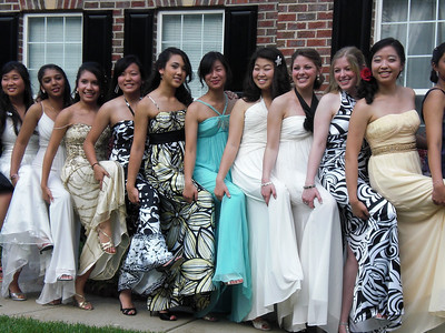 becky's prom picture June 15 2009 photo credit: wah thi
