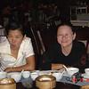 Ohnmar Khine (Moe Lone) & Naing Naing Aye,  Yangon, Dec 2005<br /> photo credit: NM