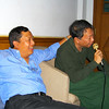 karaoke @ M3 restaurant, Ygn Jan 3, 2007<br /> photo credit: peter