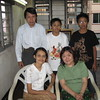 Pyone Pyone with Su Su Tint, Chan Tha and their 2 sons <br /> Yangon, March 2008<br /> photo credit: PP