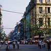 intersection of Lewis and Merchant streets , Rangoon<br /> photo dedicated to Mrs. Mathew Chiong