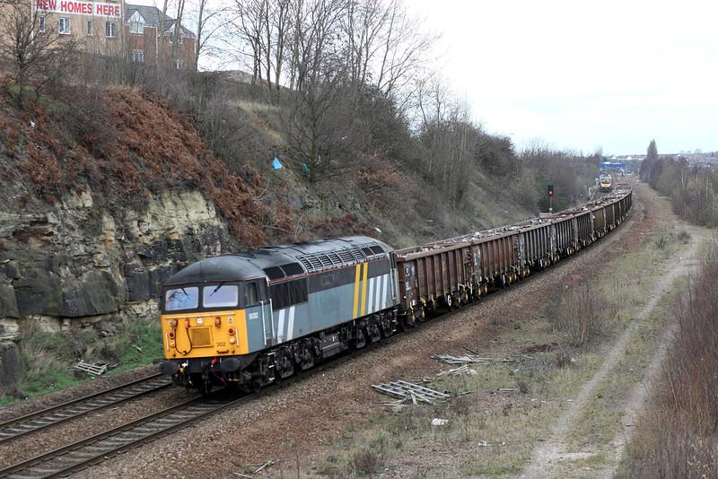 56302 at Kilnhurst