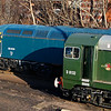 56006 & D8132 at Barrow Hill