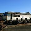 56044 & 56034 at Brush Works, Loughborough
