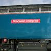 Nameplate - 56078 'Doncaster Enterprise'