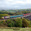 56312 on Smardale Viaduct