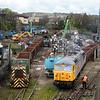 56312 & 'Bedlam' Crossley Evans Scrapyard, Shipley