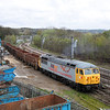 56312 at Crossley Evans Scrapyard, Shipley