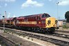26 July 2002 :: 37042 is seen at the Didcot stabling point