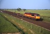 19 May 1998 :: 56032 is seen heading South at Colton Junction with an empty steel train