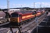18 June 2002 :: 56032 is parked up at Warrington along with 60051 and 66082