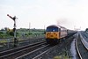 """24 June 2003 :: 56038 """"""""Western Mail"""" is approaching Barnetby Station working an empty MGR coal train"""