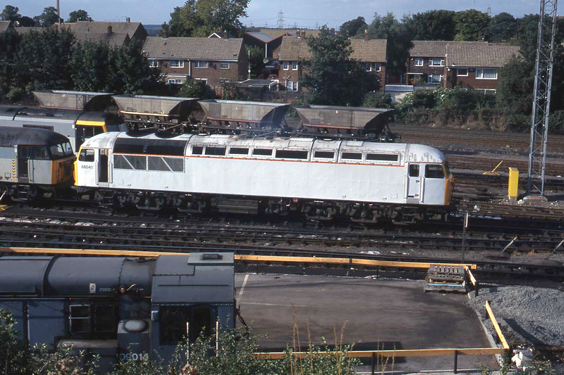 13 September 1996 :: 56041 at Knottingley Depot