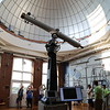 The Boeing Observatory at the SCSM houses a 1926 Alvan Clark 12 3/8-inch refracting telescope.