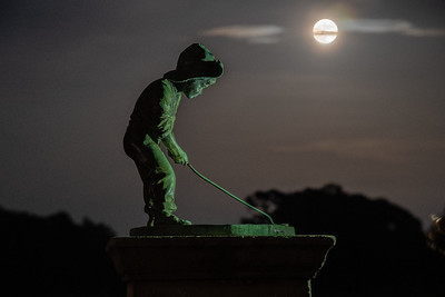Pinehurst Putter Boy, Photo by Dale Moegling