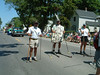 C.A.T. Skiing in the Cherry Festival Parade