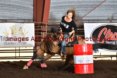 Classic Barrel Racing At It's Best Open Draw 61-137