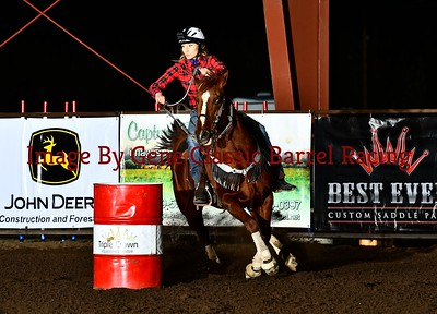 Classic Barrel Racing Youth and Novice Both Days