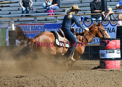 Western Select Barrel Race Open Draw 41-60