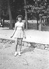 1930's: Mary at the Greenfield Pool