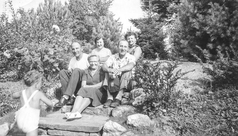 August 8, 1955, Stoney Acre