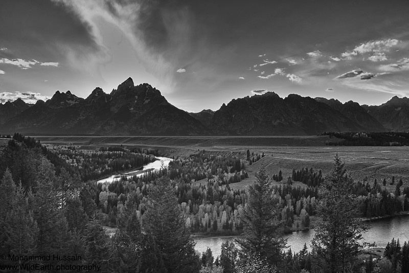Grand Teton - Grand Teton National Park, WY