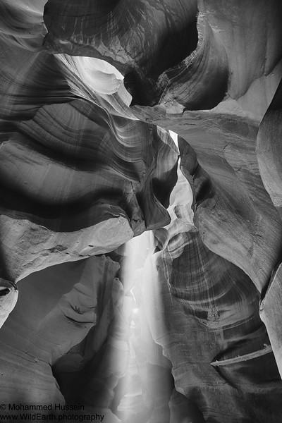 Gateway of Light ~ Antelope Canyon, Page, AZ