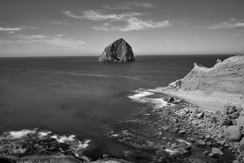 Haystack Rock at Cape Kiwanda , Pacific City, OR
