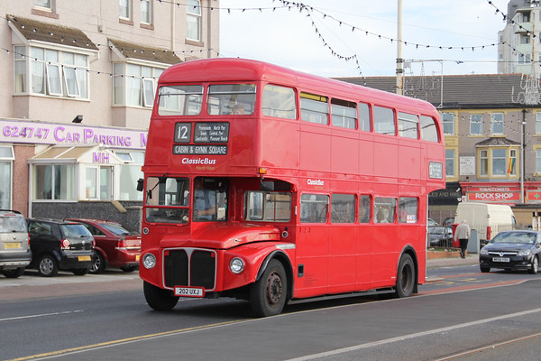 Classic Bus North West